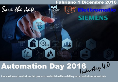Automation Day 2016 - Industry 4.0