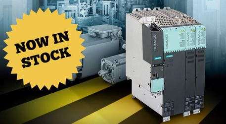Siemens Sinamics S120 - IN STOCK NOW!